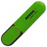 Текстовыделитель Kores, 1-5мм, скошенный наконечник