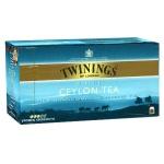 Чай Twinings Ceylon, черный, 25 пакетиков