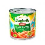 Фасоль Bonduelle белая в томатном соусе, 430г