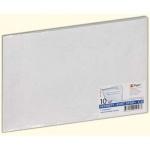 Конверт почтовый Курт С4 белый, 229х324мм, 90г/м2, 25шт, стрип