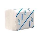 Туалетная бумага Kimberly-Clark Scott 8508, листовая, 250шт, 2 слоя, белая