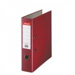 Папка-регистратор А4 Esselte Economy, 75 мм, бордовая