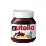Паста Nutella шоколадная, 180г