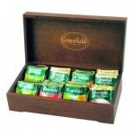 Набор чая Greenfield 8 сортов, 96 пакетиков