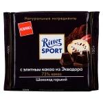 Шоколад Ritter Sport 100г 73% какао, горький