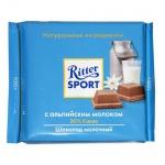 Шоколад Ritter Sport, альпийское молоко, молочный