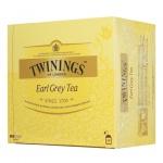 Чай Twinings, черный, Earl Grey, 50 пакетиков