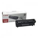 Тонер-картридж Canon 703, черный, (7616A005)
