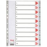 Цифровой разделитель листов Esselte 10 разделов, А4, 100105