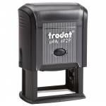 Оснастка для прямоугольной печати Trodat Printy 50х30мм, черная, 4929