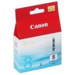 Картридж струйный Canon, светло-голубой
