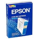 Картридж струйный Epson C13 S020130, голубой