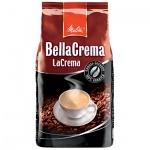 Кофе в зернах Melitta Bella Crema La Crema 1кг, пачка