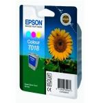 Картридж струйный Epson, трехцветный