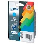 Картридж струйный Epson C13 T042240, голубой