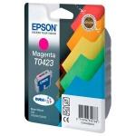 Картридж струйный Epson C13 T042340, пурпурный