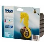 Картридж струйный Epson С13 T0487 4010, 6 цветов