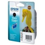 Картридж струйный Epson C13 T048140, черный