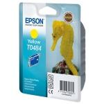Картридж струйный Epson C13 T048440, желтый