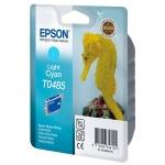 Картридж струйный Epson C13 T048540, светло-голубой