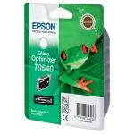 Картридж струйный Epson C13 T054040, бесцветный глянец