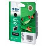 Картридж струйный Epson C13 T054140, черный