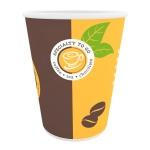 Стакан одноразовый Huhtamaki Coffee-to-go 400мл, бумажный, 50шт/уп