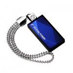 Флеш-накопитель Silicon Power Touch 810 8Gb, 10/3 мб/с, синий