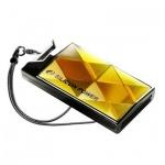 Флеш-накопитель Silicon Power Touch 850 8Gb, 10/3 мб/с, янтарный