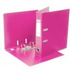 Папка-регистратор А4 Bantex розовая, 50 мм, 1451-19