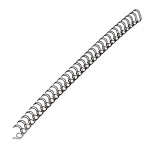 Пружины для переплета металлические Fellowes, на 51-80 листов, 10мм, 100шт