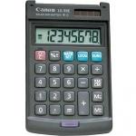 Калькулятор карманный Canon LS-39E серый, 8 разрядов