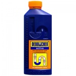 Средство для прочистки труб Deboucher Active 1л, жидкость