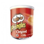 Чипсы Pringles оригинальные, 40г