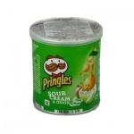 Чипсы Pringles сметана/ лук, 40г