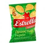 Чипсы Estrella укроп, 160г