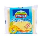 Сыр плавленый Hochland с грибами, 40%, 150г