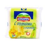 Сыр плавленый Hochland огурец-укроп, 40%, 150г