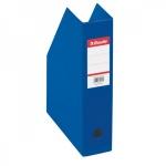 Накопитель вертикальный для бумаг Esselte А4, 70мм, синий
