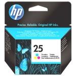 Картридж струйный Hp 25 51625A, трехцветный