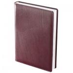 Ежедневник недатированный Brunnen Агенда Ля-Фонтейн бордовый, А5, 160 листов