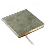 Ежедневник недатированный Brunnen Квадро Айрон патина, А5, 144 листа