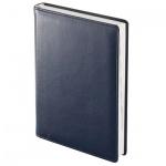 Ежедневник недатированный Brunnen Агенда Софт синий, А5, 160 листов
