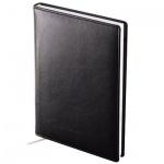 Ежедневник недатированный Brunnen Агенда Софт черный, А5, 160 листов