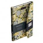 Тетрадь общая Art-Blanc Bagatelle Study La Mirada, А5, 96 листов, в клетку, на сшивке, твердый картон, магнитный клапан