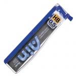 Грифели для механических карандашей Pentel HB, 0.5мм, 40шт