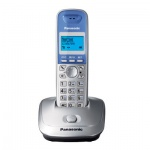 Радиотелефон Panasonic KX-TG2511RUS серебристый