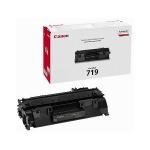 Тонер-картридж Canon 719, черный, (3479B002)