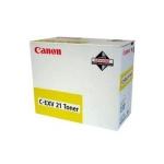 Тонер-картридж Canon, желтый