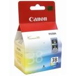 Картридж струйный Canon CL-38, цветной, (2146B005)